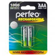 Perfeo AAA1000mAh/2BL  Аккумулятор