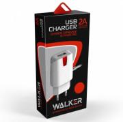 СЗУ Micro USB 2A Walker WH-22, белое