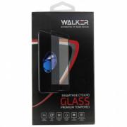 Защитное стекло Apple iPhone 6 Plus/6S Plus, белое, 5D, Walker