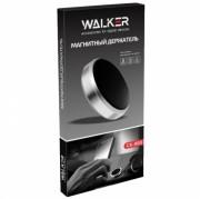 WALKER CX-003 Автодержатель для телефона, магнитный на панель, черный