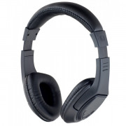 Perfeo наушники полноразмерные беспроводные с микрофоном RIDERS (PF-BT-006) чёрные