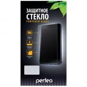 Защитное стекло Apple iPhone 4/4S, прозрачное, Perfeo (0003)