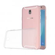 Чехол-накладка силиконовая для Samsung J7 2017 (J730)  прозрачная Hoco