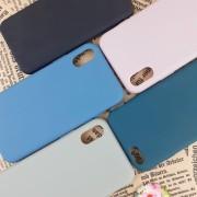 Чехол-накладка для iPhone 6 силиконовый матовый, Soft Touch, в ассортименте