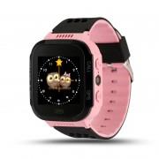 Десткие часы Baby Smart Watch Q528 - nano SIM/GPS/Wi-Fi, красный