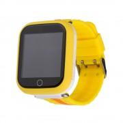 Детские часы Smart Baby Watch Q100,nano SIM/GPS/Wi-Fi, желтые