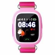 Детские часы Smart Baby Watch Q100,nano SIM/GPS/Wi-Fi, красные
