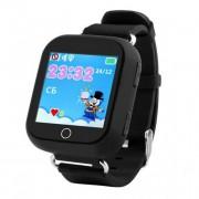Детские часы Smart Baby Watch Q100,nano SIM/GPS/Wi-Fi, черные