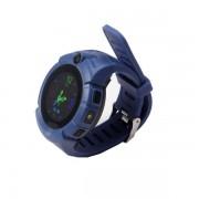 Детские Часы Smart Q360,камера/сим-карта/GPS/Wi-Fi, синие