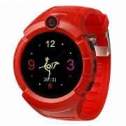 Детские Часы Smart Q360,камера/сим-карта/GPS/Wi-Fi,красные