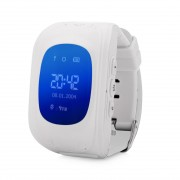 Детские Часы Smart Q50 - сим-карта/GPS, белые