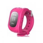 Детские Часы Smart Q50 - сим-карта/GPS, фиолетовые
