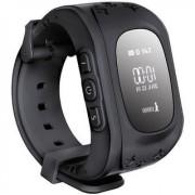 Детские Часы Smart Q50 - сим-карта/GPS, черный