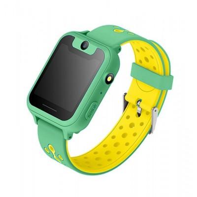 Детские часы Smart Watch X - камера/сим-карта/GPS, зеленые