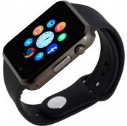 Часы Smart Watch G11 - сим-карта/акселерометром /датчик ЧСС, черный