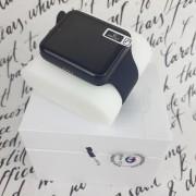 Часы Smart E6, сим-карта/камера/металлические, черные
