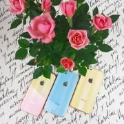 Чехол-накладка для iPhone 6 из оргстекла Хамелеон, в ассортименте