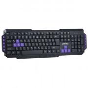 "Perfeo клавиатура ""ROBOTIC"" Multimedia, USB, чёрн, GAME DESIGN (PF-031)"