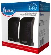 Акустическая система 2.0 SmartBuy® ORCA BAND, мощность 6Вт, питание от USB (SBA-1000)