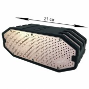 Блютуз-колонка KTS-652  Micro SD + USB + FM