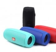Блютуз-колонка MINI 3+ (J007), Micro SD+Micro USB+AUX+FM, зеленая JB