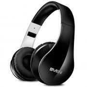 Sven наушники с микрофоном AP-B450MV (Bluetooth), чёрн/бел