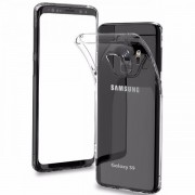 Чехол-накладка силиконовая для Samsung S9 (G960) , прозрачнная Hoco