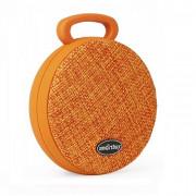 Акустическая система Smartbuy PIXEL, Bluetooth, Bass Boost, MP3, FM, оранжевая (SBS-110)