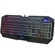 Клавиатура игровая мультимедийная Smartbuy RUSH 304 USB (SBK-304GU-K),  черный