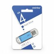 USB  4GB SmartBuy V-Cut Series (SB4GBVC-B), синий