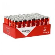 Батарейка алкалиновая Smartbuy LR03/40 bulk (40 в комплекте) (40/960)  (SBBA-3A40S)