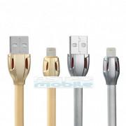 Remax RC-035i Laser кабель для iPhone 5/6, 1 метр, белый