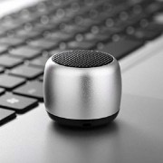 Блютуз-колонка iXtech Mini Speaker FB1907, серебро