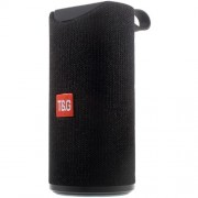Блютуз-колонка Portable TG113  Micro SD + USB + FM черная JB