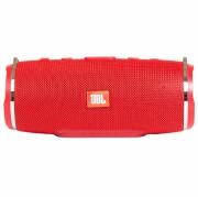 Блютуз-колонка JB CHARGE 3 MINI A, Micro SD+Micro USB+AUX+FM, красный