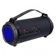 Perfeo Bluetooth-колонка PF_A4318 FM, MP3, microSD, USB, AUX, мощность 14Вт, 2200mAh, черный