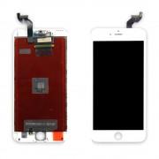 Дисплей iPh 6 в сборе с тачскрином и рамкой AAA (Long Teng), белый
