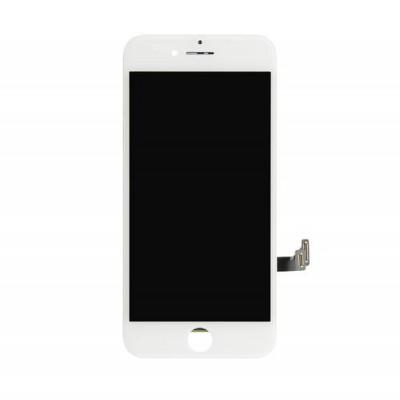 Дисплей iPh 7 в сборе с тачскрином и рамкой AAA (Tianma), белый