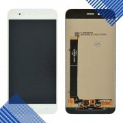 Дисплей Xiaomi Mi 5X/Mi A1, в сборе с тачскрином (ОАЭ), белый