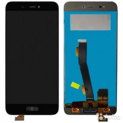 Дисплей Xiaomi Mi 5S, в сборе с тачскрином (ОАЭ), черный
