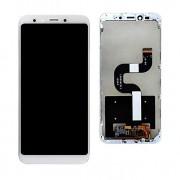 Дисплей Xiaomi Mi A2, в сборе с тачскрином (ОАЭ), белый