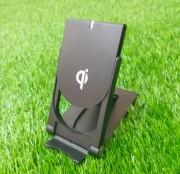 Беспроводное зарядное устройство  Q11 (подставка) черное
