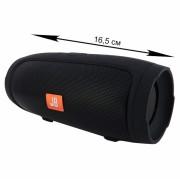 Блютуз-колонка MINI 3+ (J007), Micro SD+Micro USB+AUX+FM, черная JB