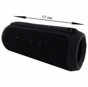 Блютуз-колонка FLIP 3 Micro USB+AUX, черная, JB
