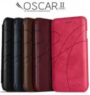 Чехол-книга Apple iPhone 4 Oscar в ассортименте