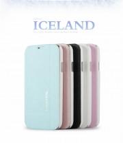 Чехол-книга Samsung i9190 Galaxy S4 mini  Iceland в ассортименте