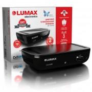 LUMAX Цифровой телевизионный приемник, (DV1111HD)