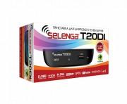 Цифровая приставка DVB-T2 SELENGA T20DI