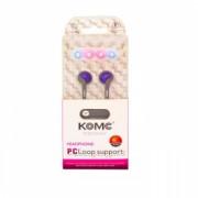 Компьютерная гарнитура Komc K20MV не вакуумные вставные
