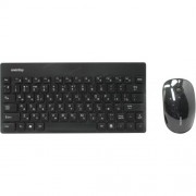 Комплект клавиатура+мышь Smartbuy 220349AG черный (SBC-220349AG-K)